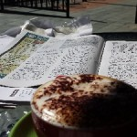 Tai Chi International Magazine & a Cappuccino
